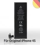 Ersatz Akku für Original iPhone 4S Handy Batterie Battery ersatzakku NEU